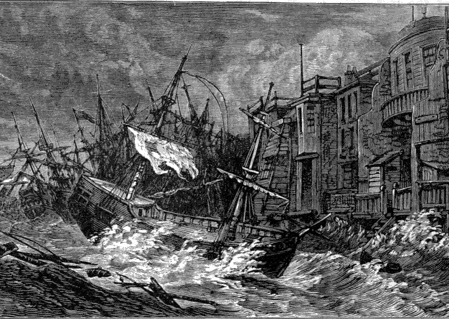 November 26, 1703 Into the Maelstrom