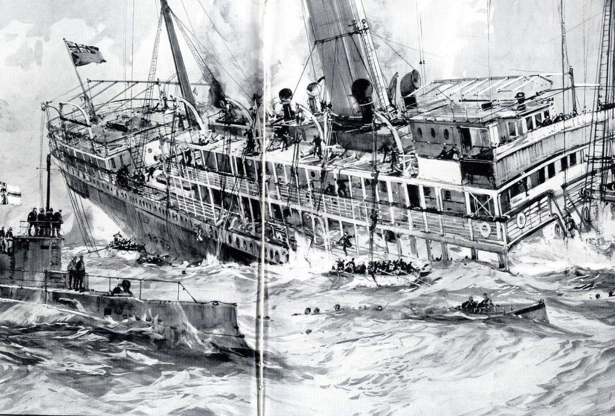 March 28, 1915 FirstBlood