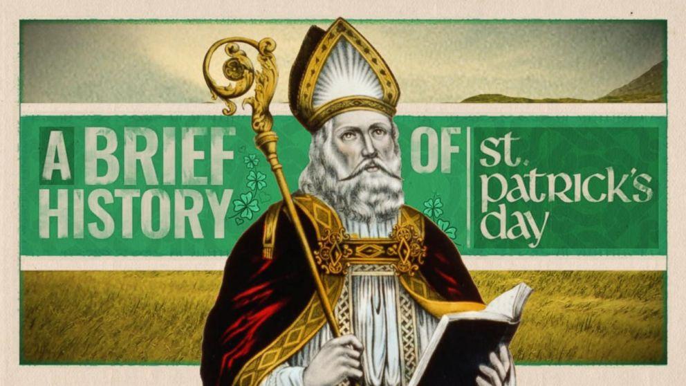 March 17, 432 SaintPatrick