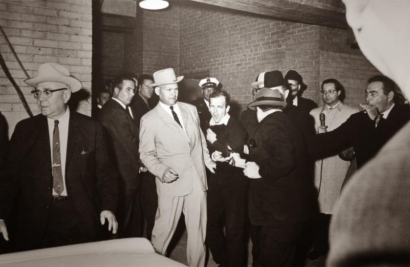 Lee-Harvey-Oswald-Is-Shot-By-Jack-Ruby-November-24-1963
