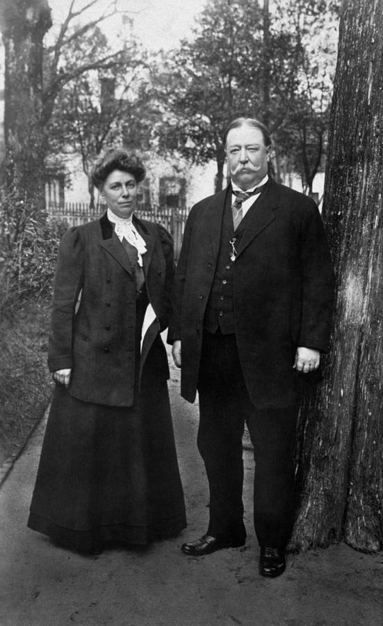 president-taft-and-first-lady-helen-taft-1909-war-is-hell-store