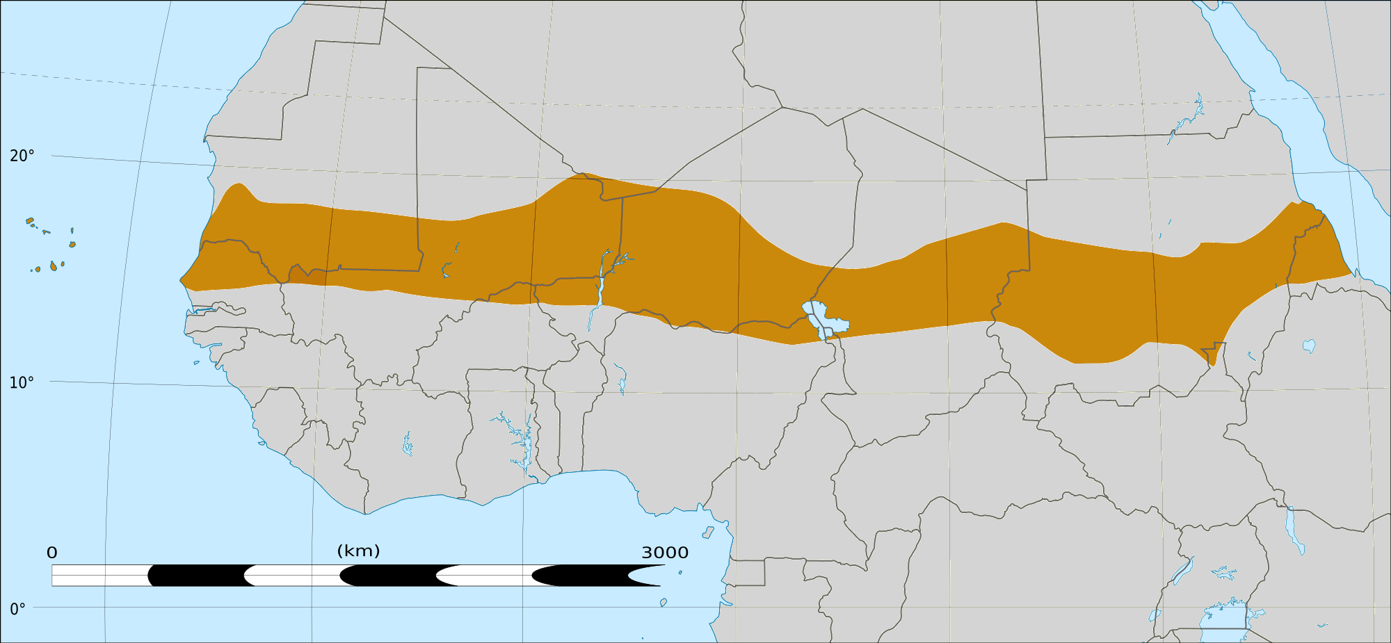 Sahel_Map-Africa_rough