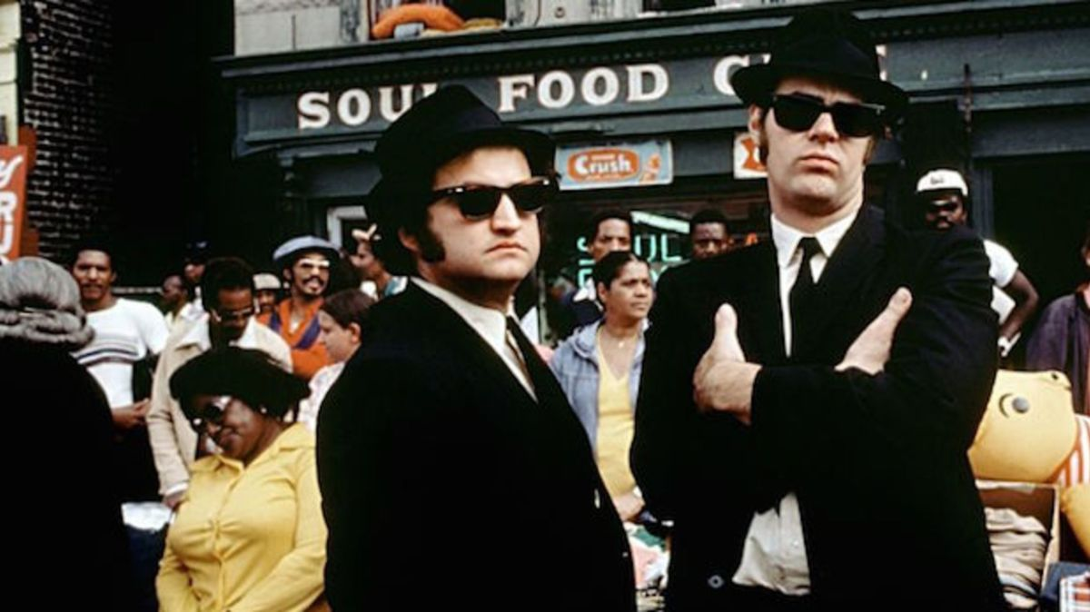June 16, 1980 The Blues Brothers