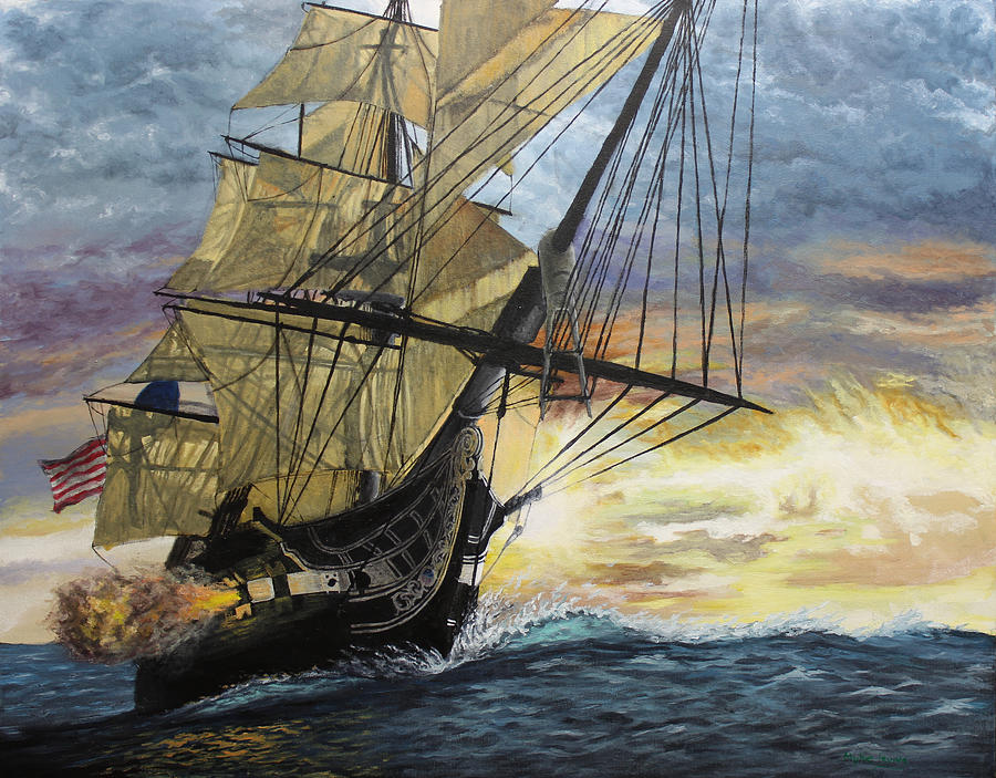 October 21, 1797 USSConstitution