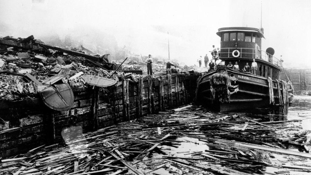 November 22, 1923 BlackTom
