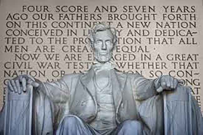 November 18, 1863 The Gettysburg Address