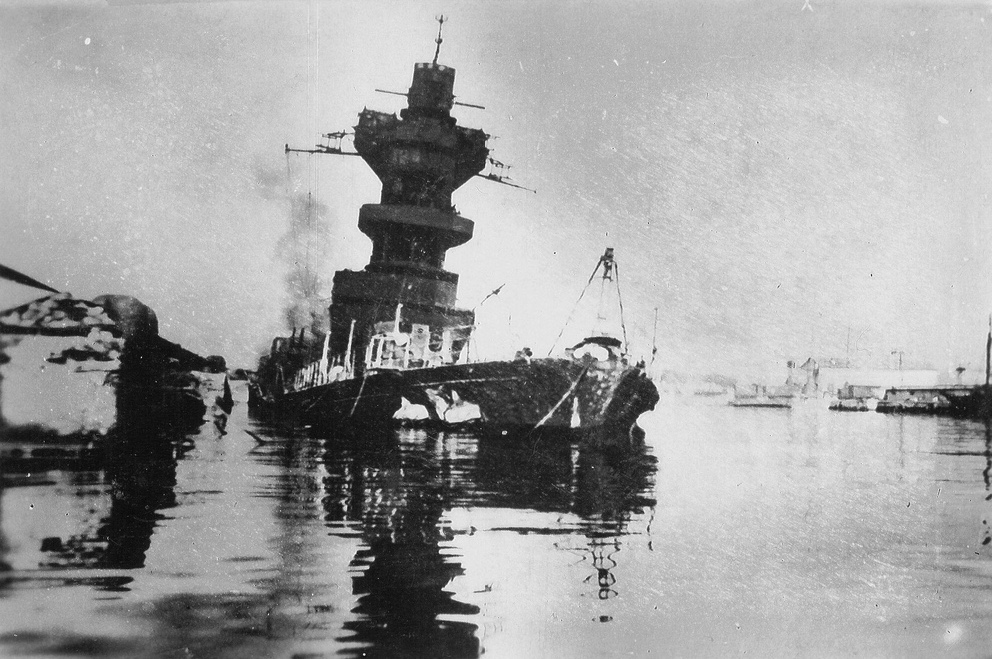 November 27, 1942. Vanquished, butUnbeaten