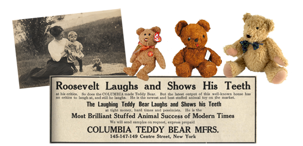 November 14, 1902  Silly Old Bear