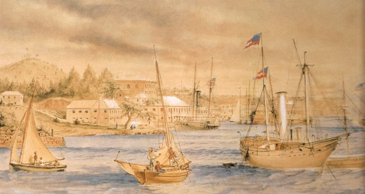 December 30, 1863  Bermuda and the Confederacy