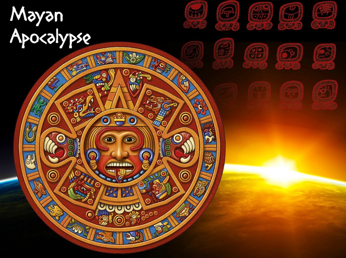 December 21, 2012  The MayanApocalypse