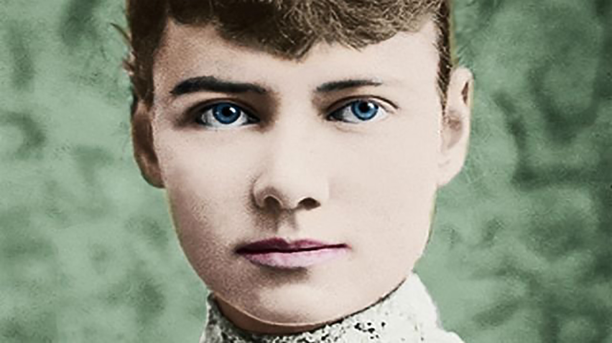January 25, 1890 Nellie Bly