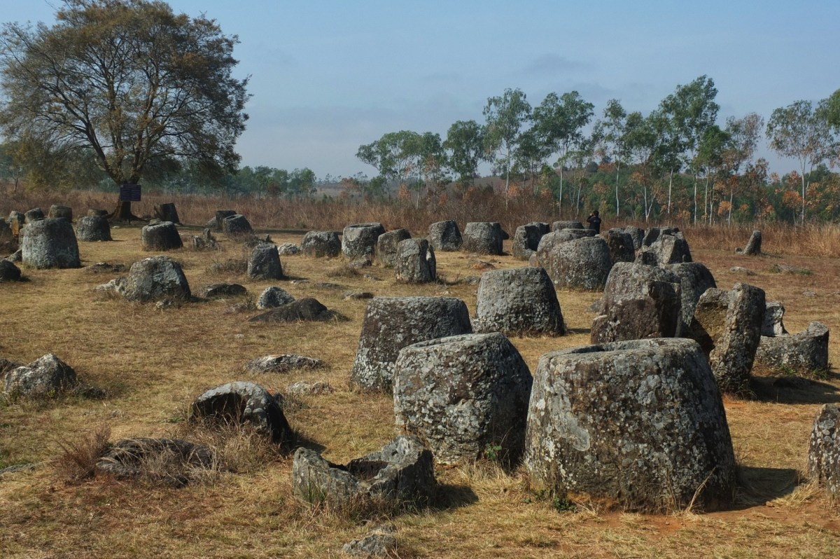 February 18, 1977  Plain of Jars