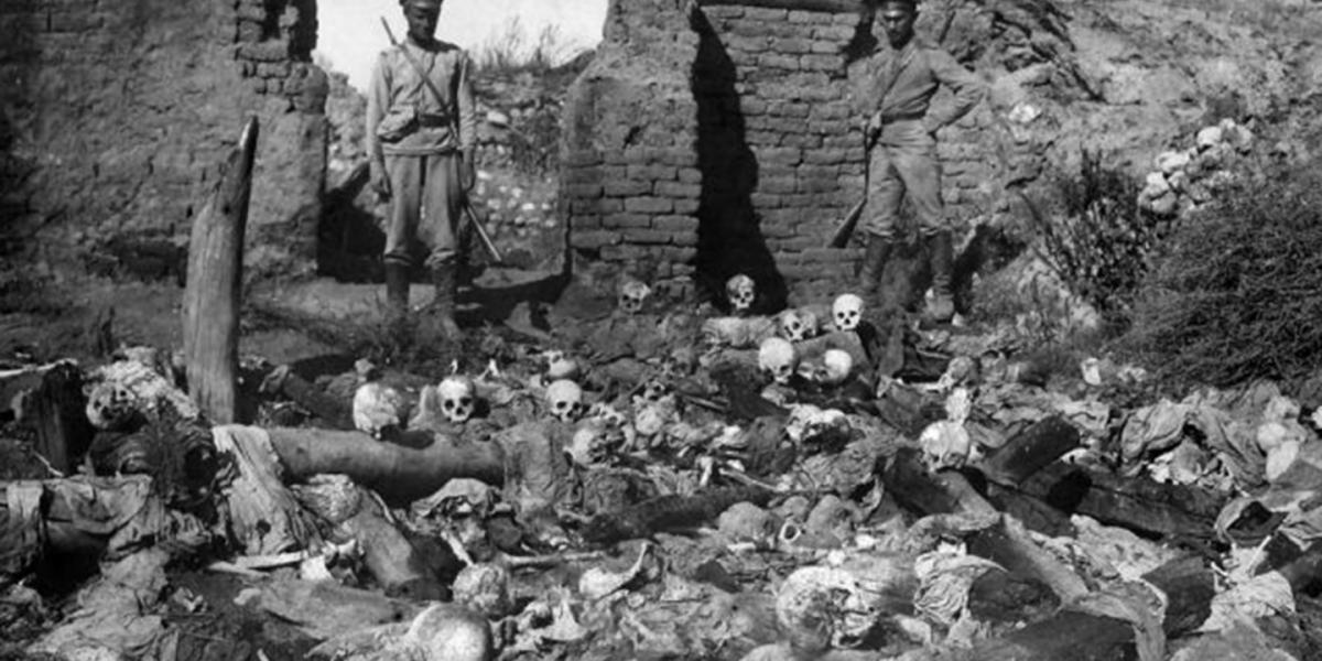 April 24, 1915 ArmenianGenocide