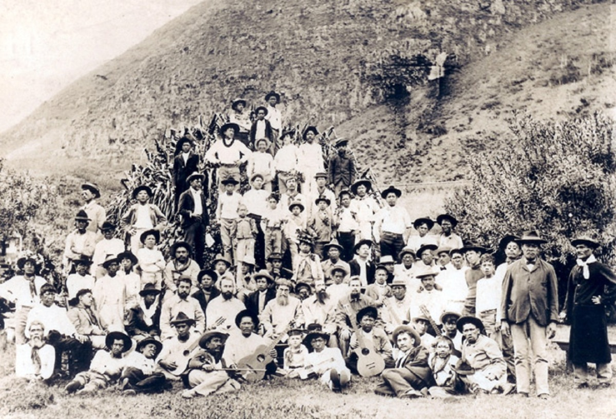 April 15, 1889 Damien of Moloka'i