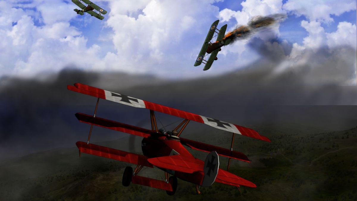April 22, 1918  The RedBaron
