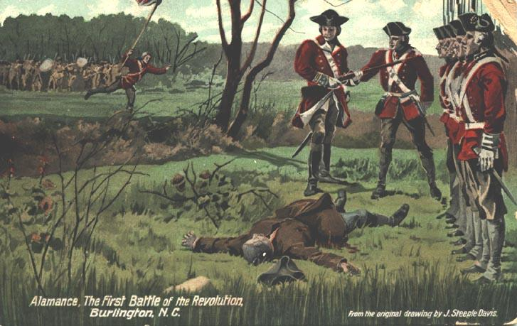 May 16, 1771 FirstBlood