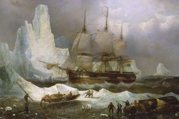 May 20, 1845  The Lost FranklinExpedition