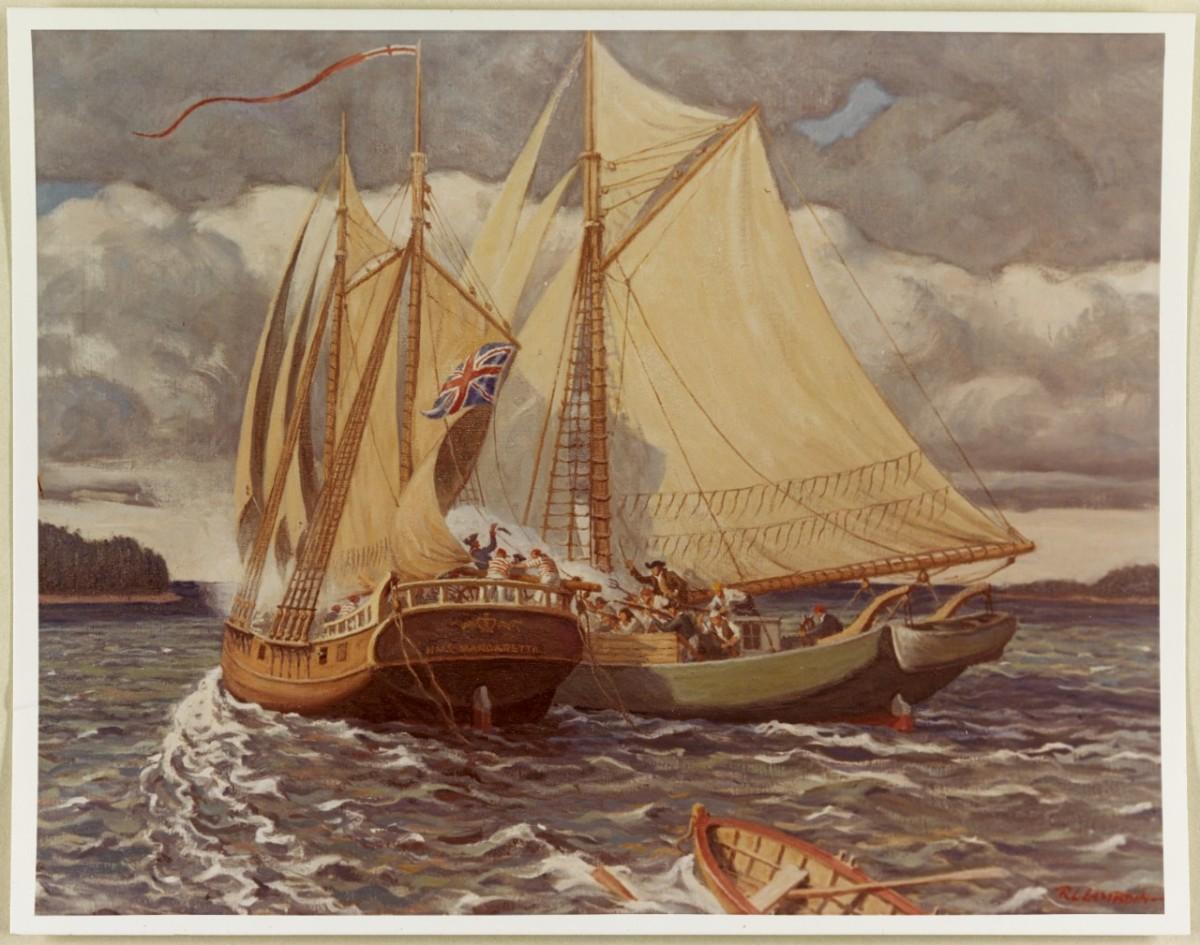 June 11, 1775  Bad LittleFalls