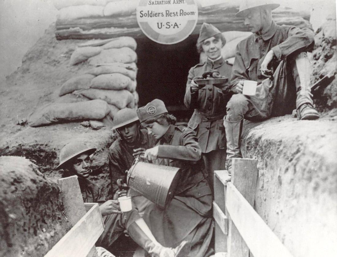 June 30, 1917  A Bit ofComfort