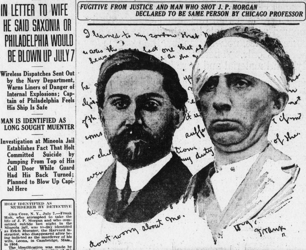 July 5, 1915  A Man ofScience