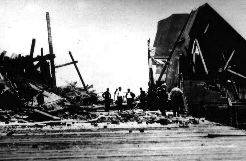 July 30, 1916Sabotage