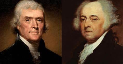 July 4, 1826 FriendshipRestored
