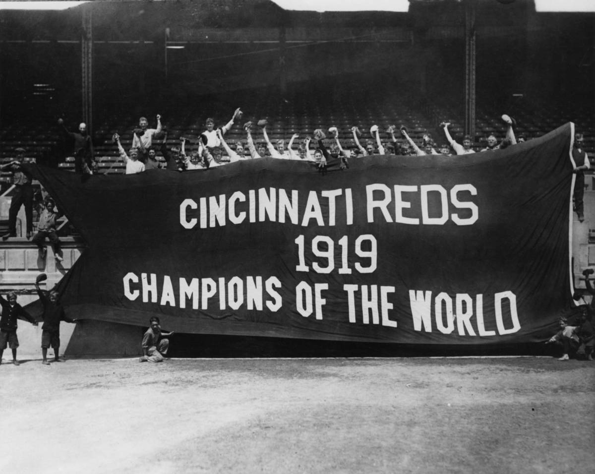 August 3, 1921  Banned fromBaseball