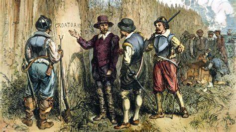 August 18, 1587  The LostColony