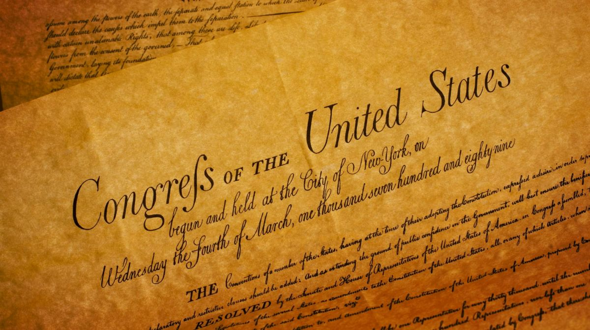 September 25, 1789  Bill ofRights